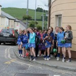 8Presentation N.S.wins Camogie Final 2012
