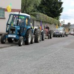 12Mizen to Malin Tractor Run 2012