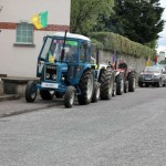 13Mizen to Malin Tractor Run 2012