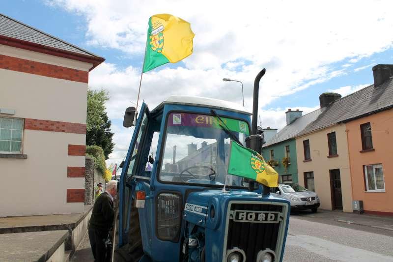 17Mizen to Malin Tractor Run 2012