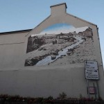 Mural at Mill View, Millstreet on Friday, 20th July 2012