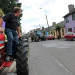32Mizen to Malin Tractor Run 2012