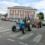 66Mizen to Malin Tractor Run 2012