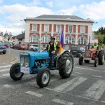 67Mizen to Malin Tractor Run 2012