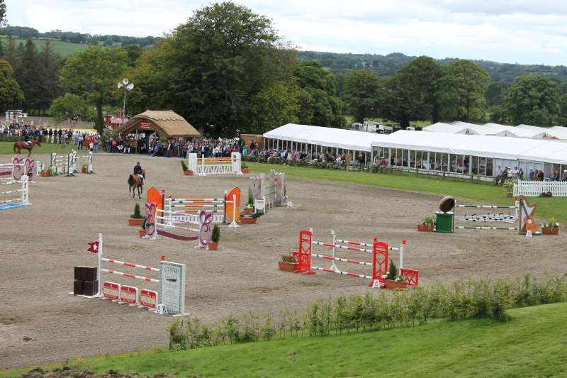 17Millstreet International Show Sunday 12 Aug. 2012