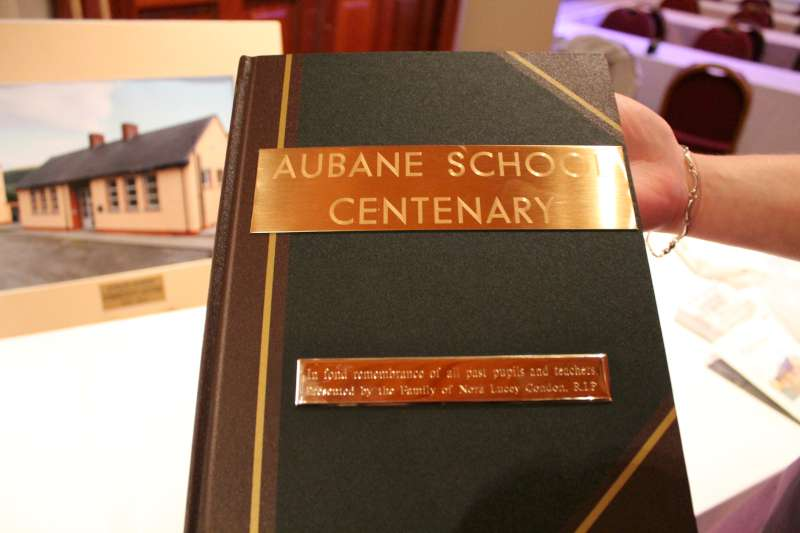 22Aubane N.S. Centenary Celebrations at Gleneagle Killarney