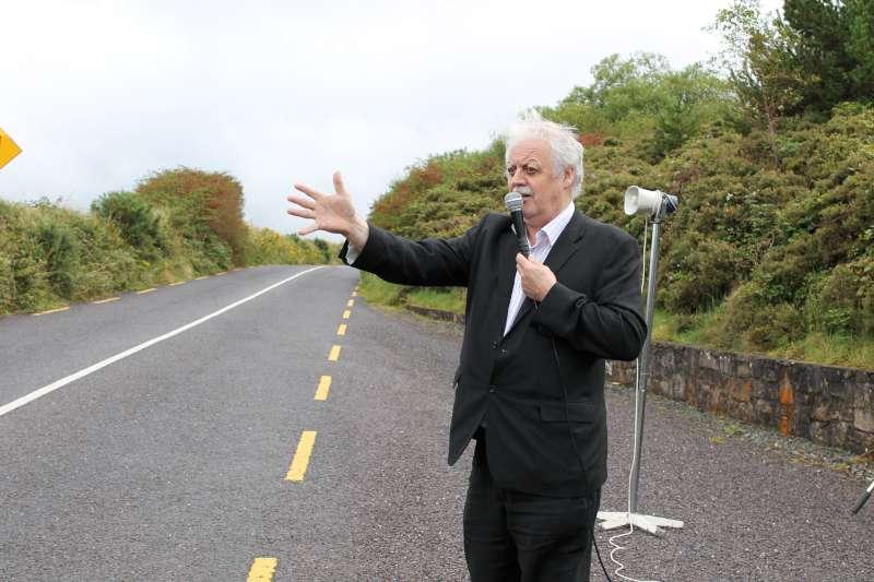 32Jack Lane Speaks at  Kerryman