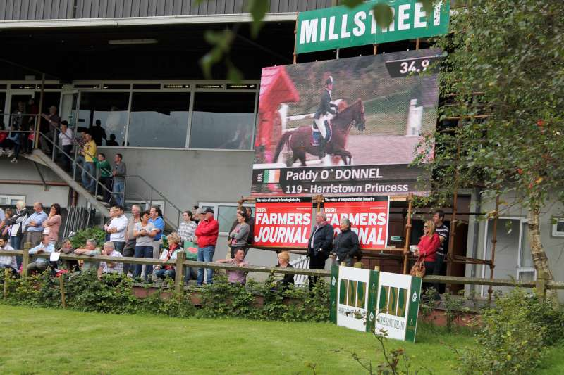 54Millstreet International Show Sunday 12 Aug. 2012
