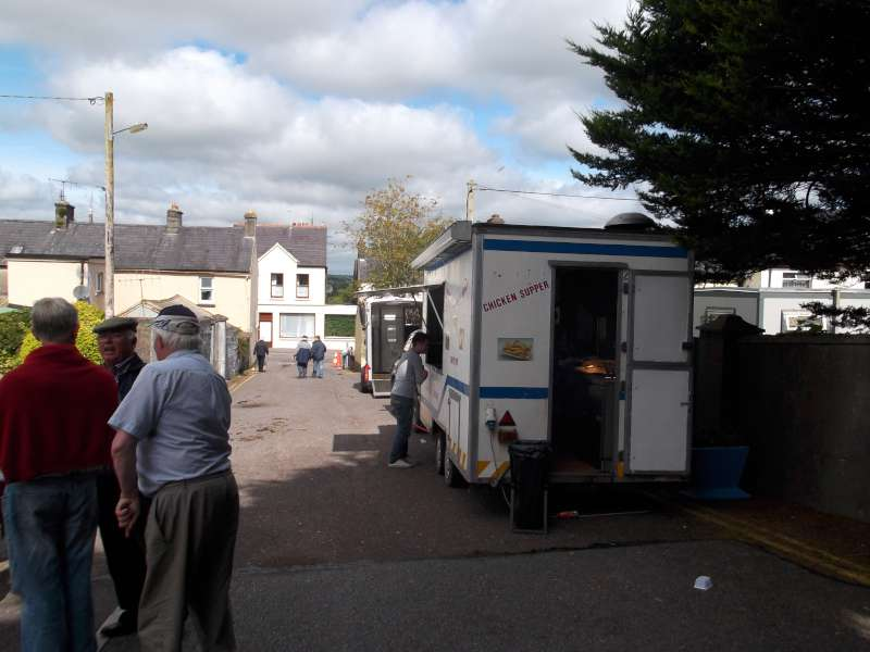 115September Horse Fair 2012 in Millstreet