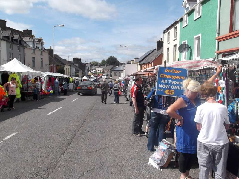 175September Horse Fair 2012 in Millstreet
