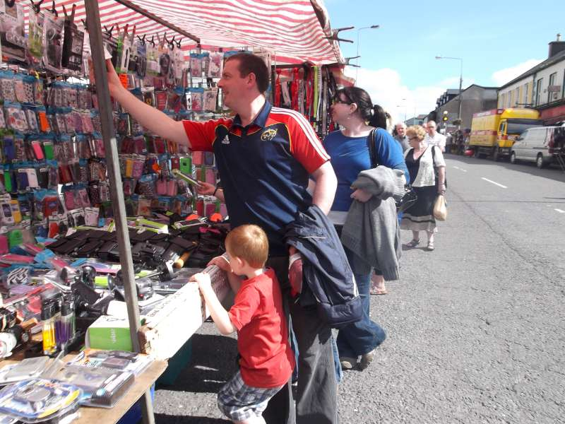 178September Horse Fair 2012 in Millstreet
