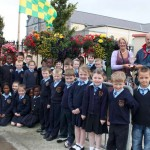Presentation N.S. celebrates its Tidy Towns Local Award on 14/09/2012