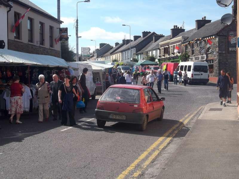 249September Horse Fair 2012 in Millstreet