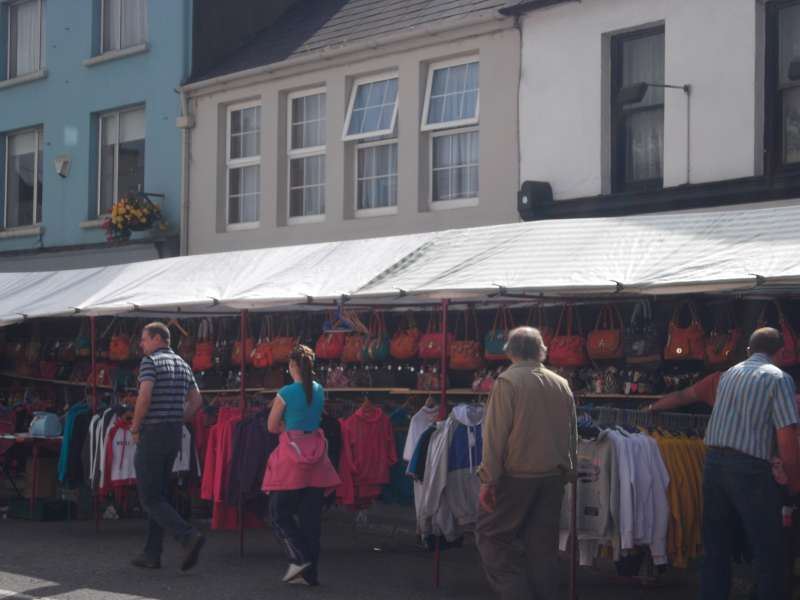 26September Horse Fair 2012 in Millstreet