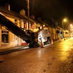 49Roadworks 2012 in progress in Millstreet