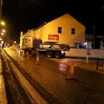 58Roadworks 2012 in progress in Millstreet
