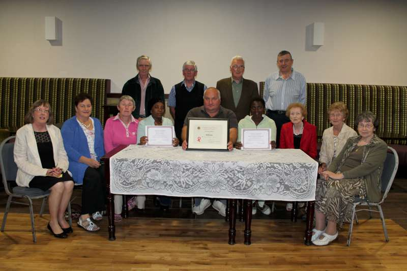 58Tidy Towns Local Awards 2012