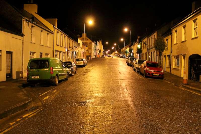 5Roadworks 2012 in progress in Millstreet