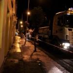 71Roadworks 2012 in progress in Millstreet