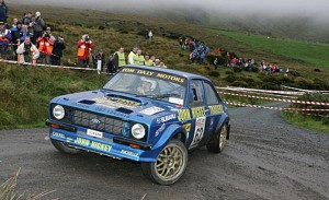 2005 Action from the Cork 20 Rally