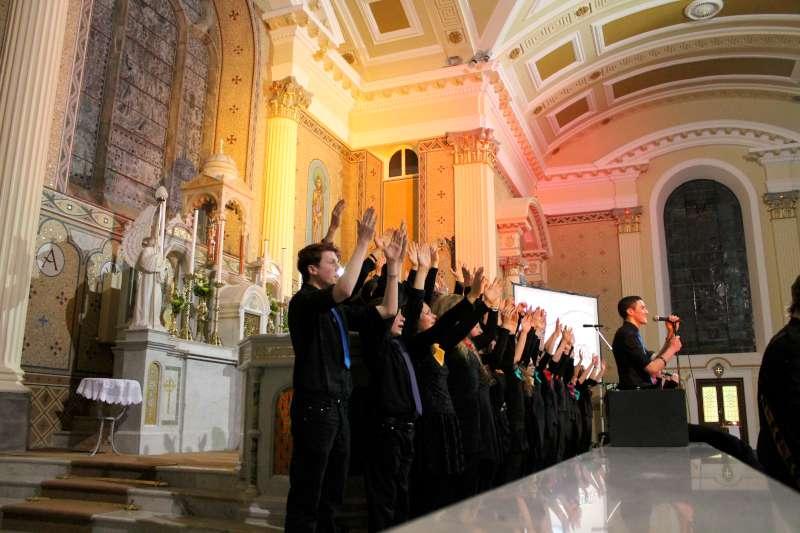 113Teen Spirit Concert in Millstreet 2012