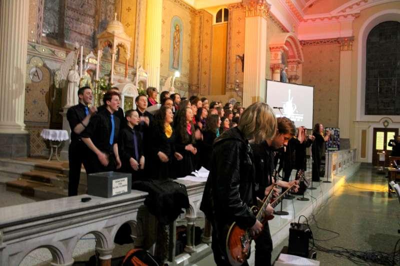 125Teen Spirit Concert in Millstreet 2012