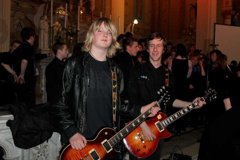 155Teen Spirit Concert in Millstreet 2012