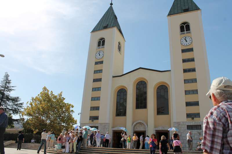 47Medjugorje Pilgrimage 2012 - Part 2