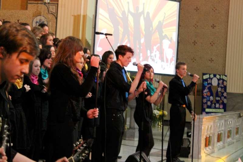 52Teen Spirit Concert in Millstreet 2012
