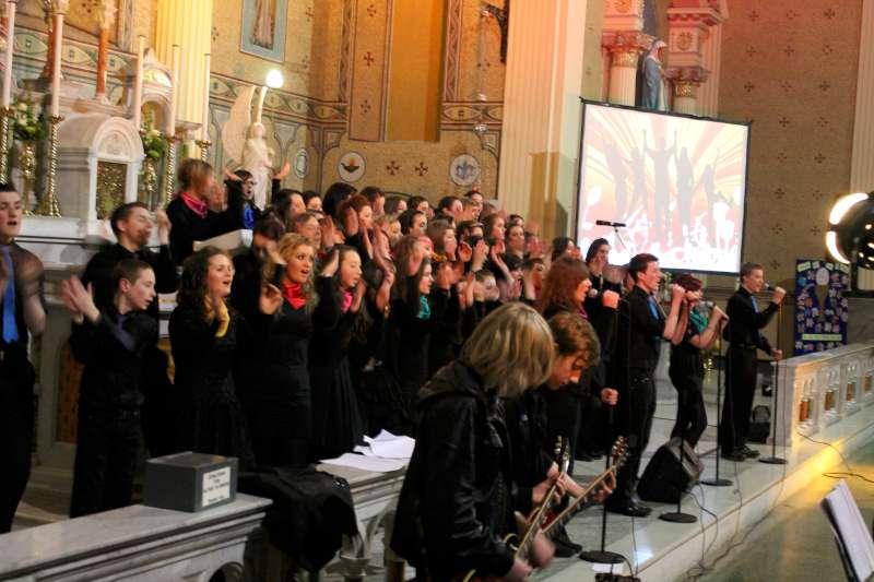 58Teen Spirit Concert in Millstreet 2012