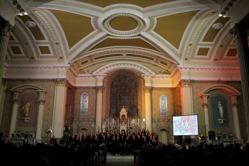 80Teen Spirit Concert in Millstreet 2012