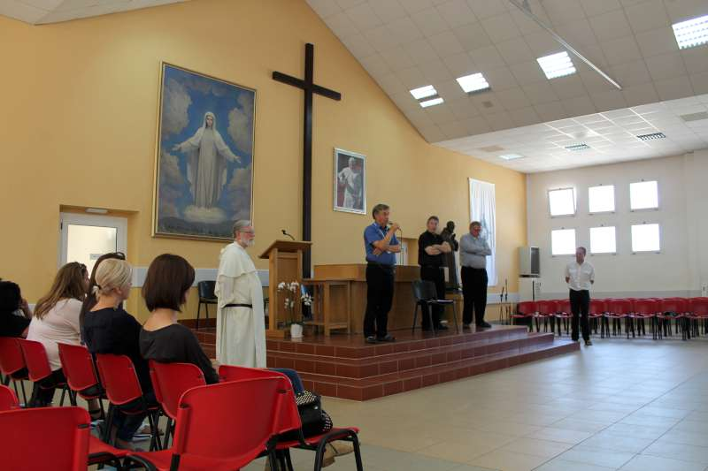 81Medjugorje Pilgrimage 2012 - Part 2
