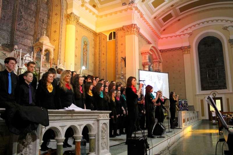 95Teen Spirit Concert in Millstreet 2012