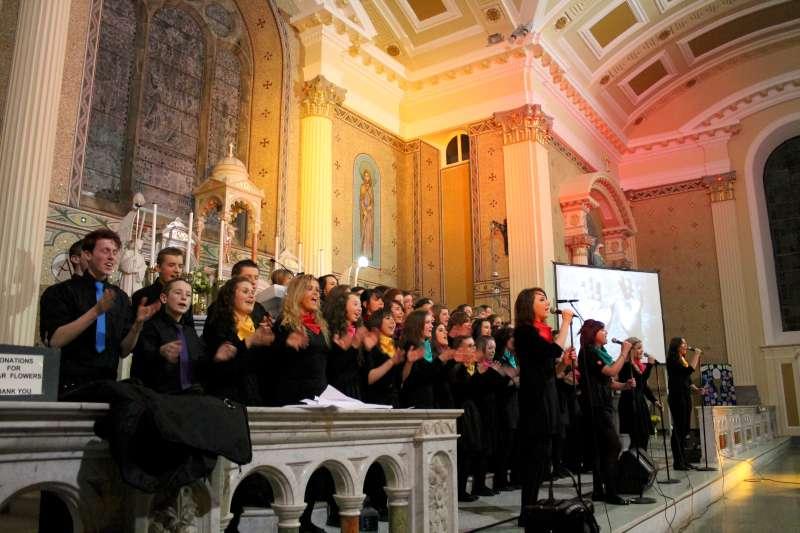 97Teen Spirit Concert in Millstreet 2012