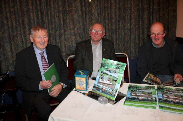 12Launch of Down the Lawn Book 2012