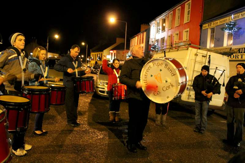 16Millstreet Pipe Band Welcomes 2013