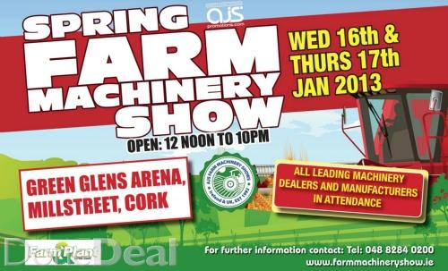 2012-12-13 Spring Farm Machinery Show - poster