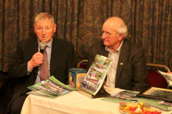 24Launch of Down the Lawn Book 2012