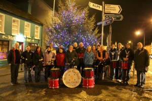 26Millstreet Pipe Band Welcomes 2013