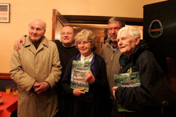 40Launch of Down the Lawn Book 2012