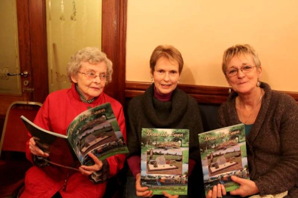 43Launch of Down the Lawn Book 2012