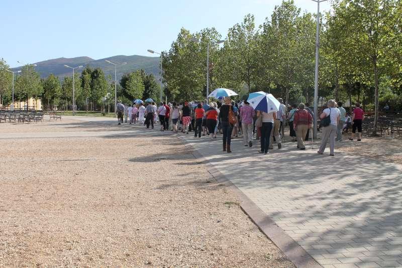 14Medjugorje Pilgrimage 2012 - Part 3
