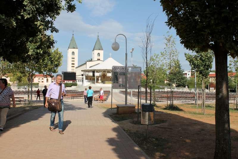 19Medjugorje Pilgrimage 2012 - Part 3