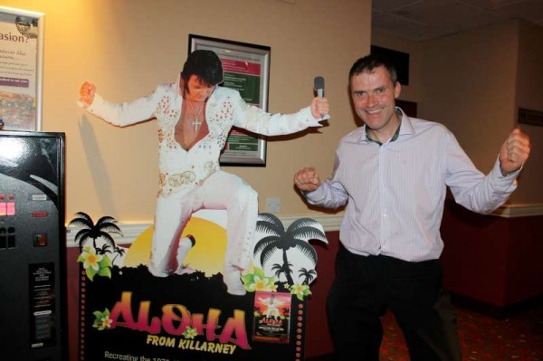 "Remembering ""Elvis"" at the 2012 Aubane N.S. Centenary  celebrations"