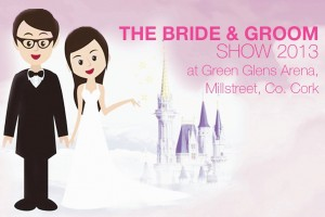 2013-01-11 The Bride and Groom Show - poster