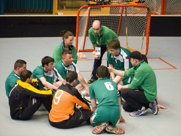 2013-01-31 The Irish Floorball Team at the Special Olympics in Korea - Brendan O'Sullivan 02