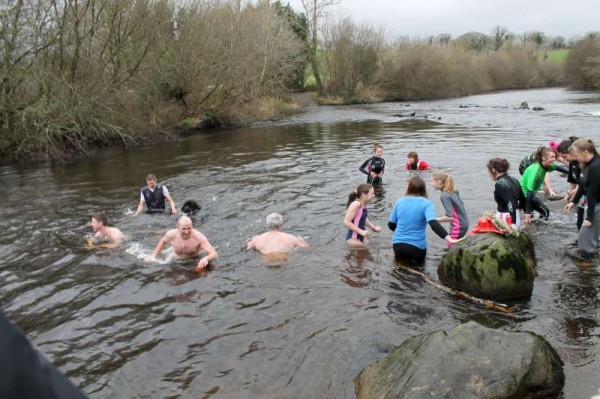 27Annual Boeing Swim at Blackwater 2013
