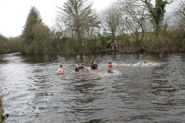 28Annual Boeing Swim at Blackwater 2013