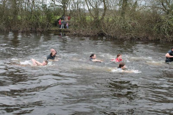 29Annual Boeing Swim at Blackwater 2013