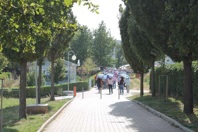 33Medjugorje Pilgrimage 2012 - Part 3